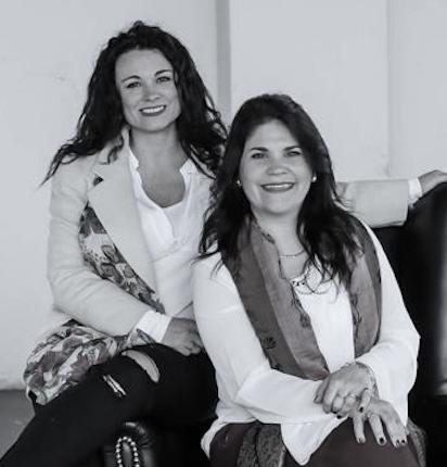 Liset Losardo y Paula Grillo